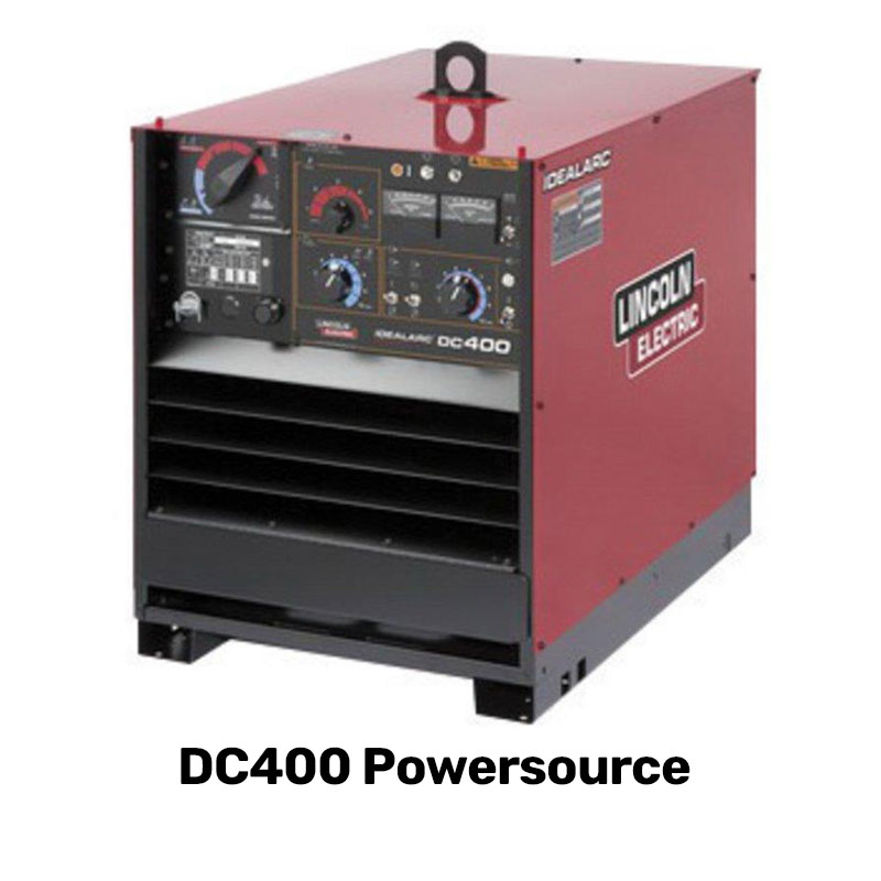 DC400 powersource