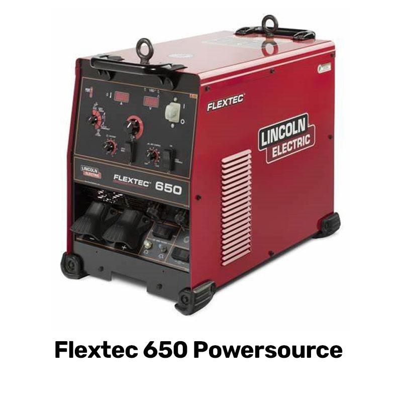 flextec 650 powersource