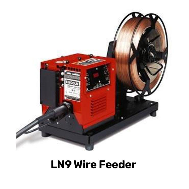 ln9 wire feeder