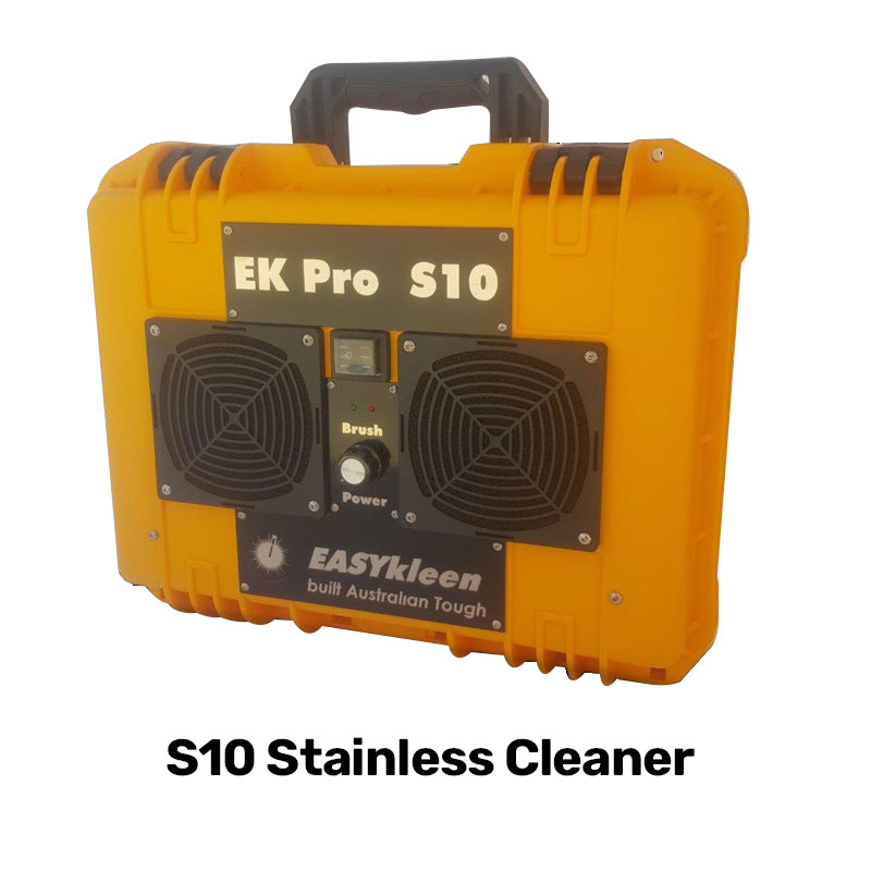 s10 stainless cleaner