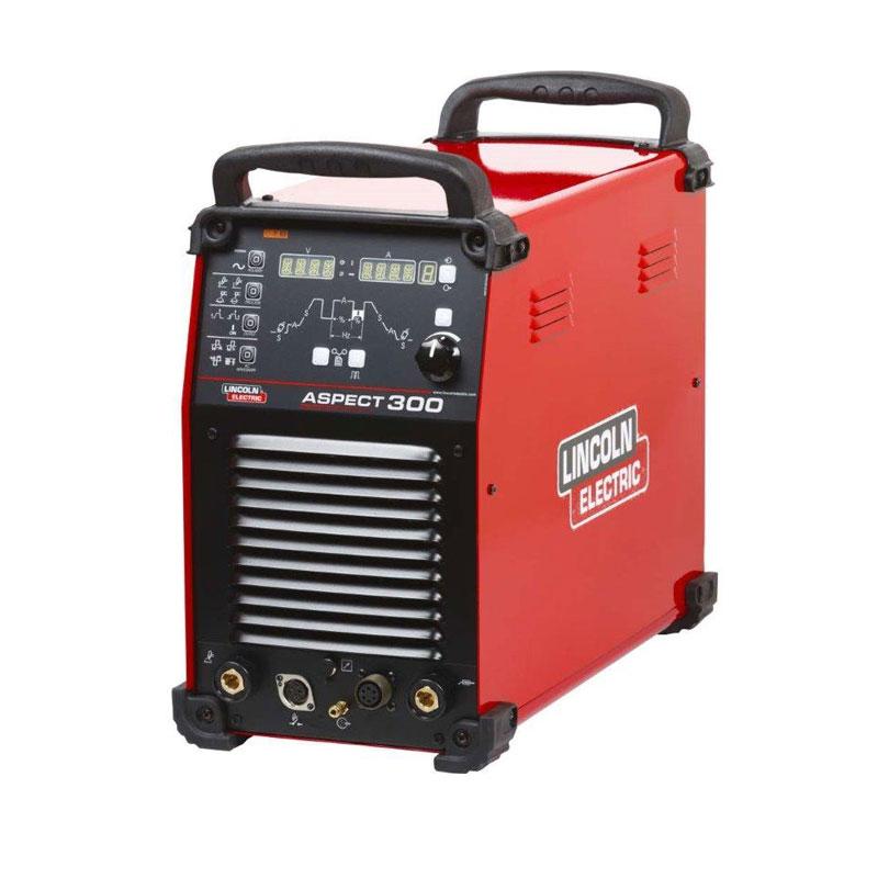 aspect 300 tig machine bells weldgen