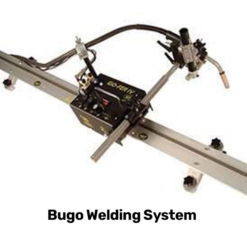 bugo welding system machine