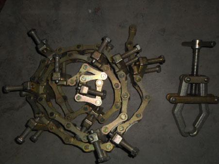 pip alignment clamp