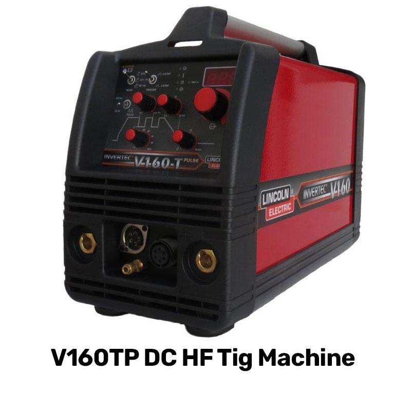 v160tp d hf tig machine