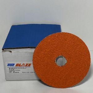 Blaze orange grinding discs - Bells Weldgen