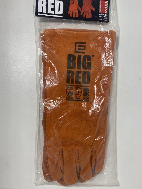 BIG RED - BELLSWELDGEN